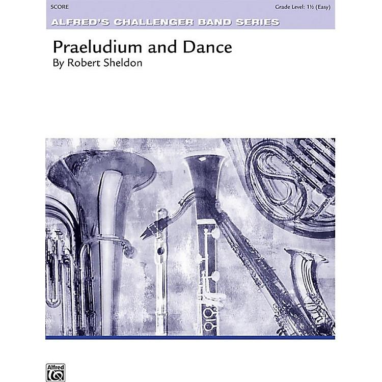 AlfredPraeludium and Dance Grade 1.5 (Easy)