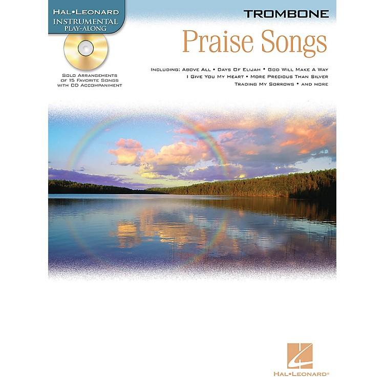 Hal LeonardPraise Songs - Instrumental Play-Along Pack (Trombone) Instrumental Play-Along Series Softcover with CD
