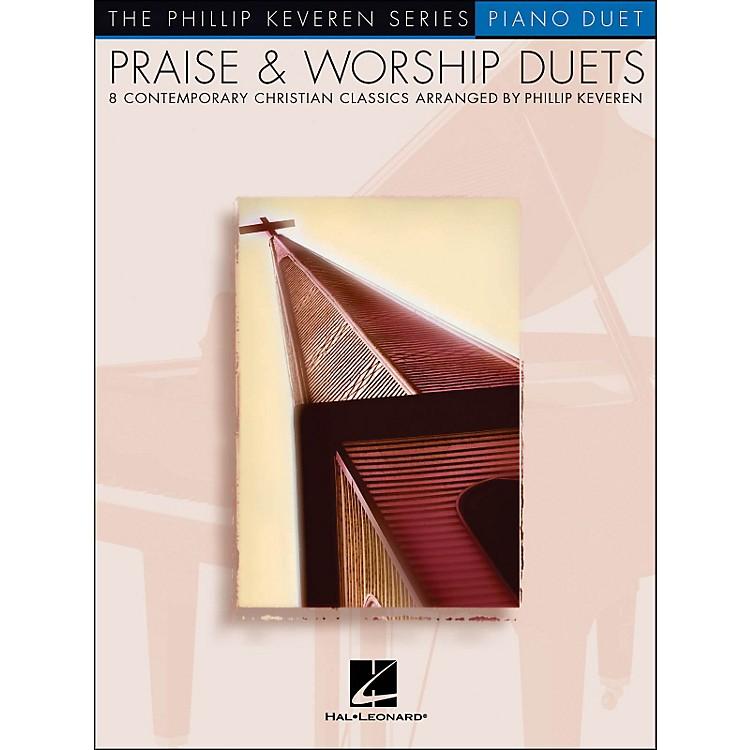 Hal LeonardPraise & Worship Duets Phillip Keveren Series Piano Duet