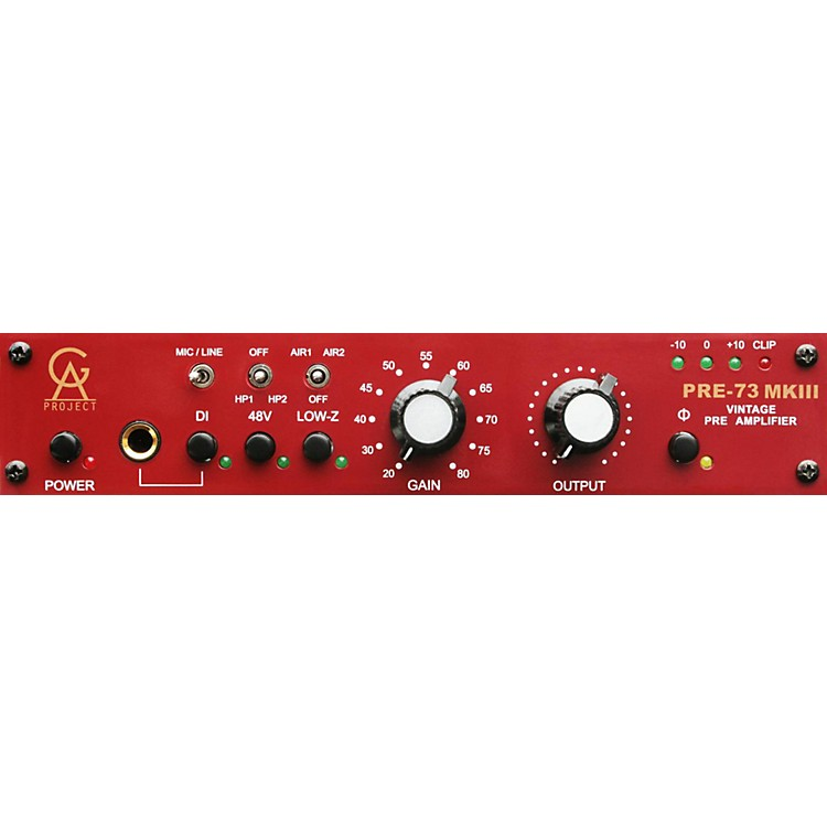 Golden Age ProjectPre-73 MKIII Mic Preamp
