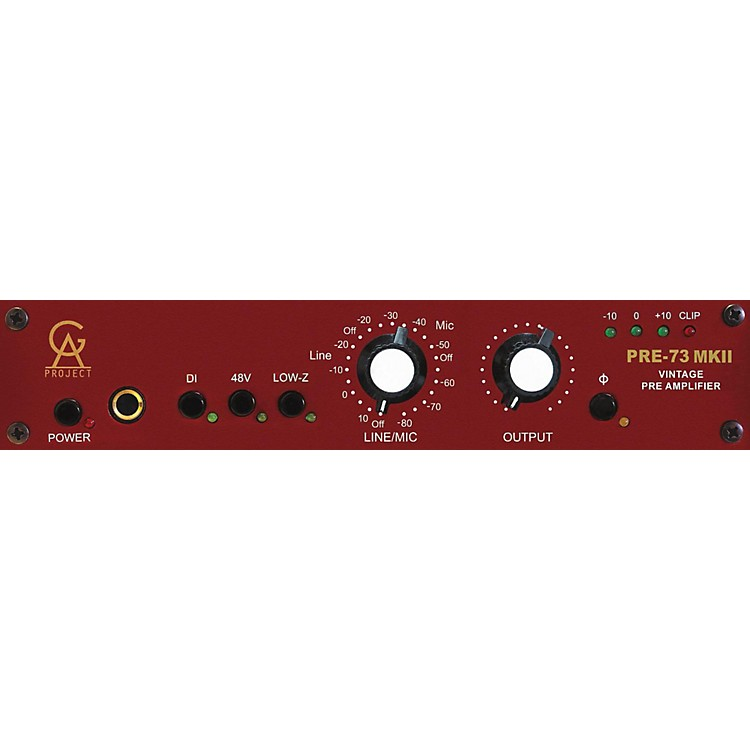 Golden Age ProjectPre-73 Preamp MKII