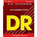 DR StringsPre-Alloy Phosphor Bronze Lite Acoustic Guitar Strings-thumbnail