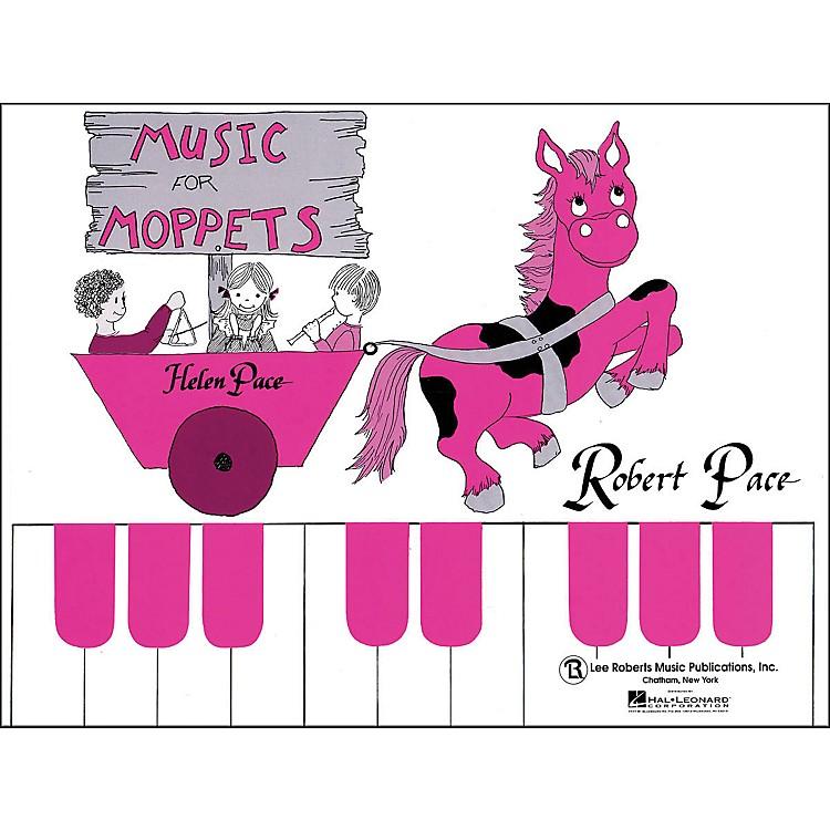 Hal LeonardPre-School Music, Music Of Moppets - Book I Children's