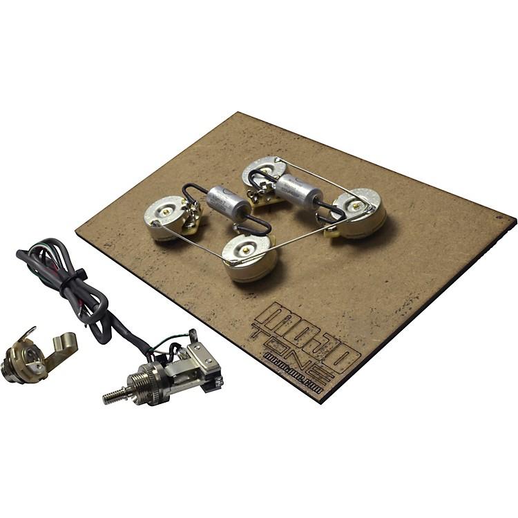 MojotonePre-Wired Les Paul Long Shaft Wiring Kit