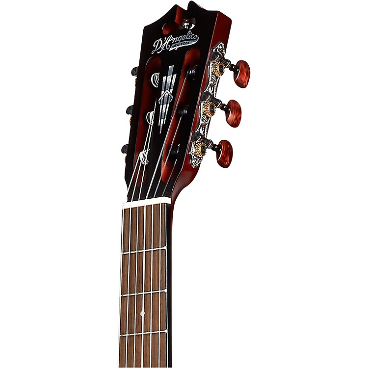 D'AngelicoPremier Avellino Crossover Classical Acoustic Guitar  with Cedar TopNatural