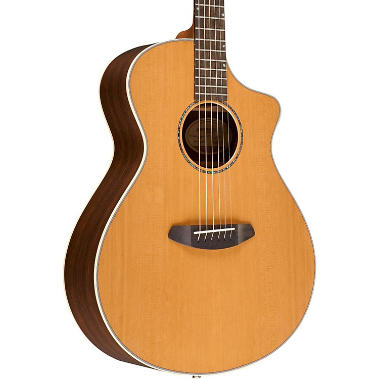 Breedlove Premier Concert LTD Acoustic-Electric Guitar Natural