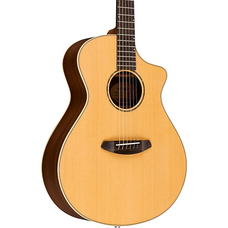 Breedlove Premier Concert Rosewood Acoustic-Electric Guitar Natural