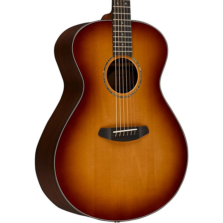 Breedlove Premier Concerto Copper E Sitka Spruce - East Indian Rosewood Acoustic-Electric Guitar Gloss Sunburst
