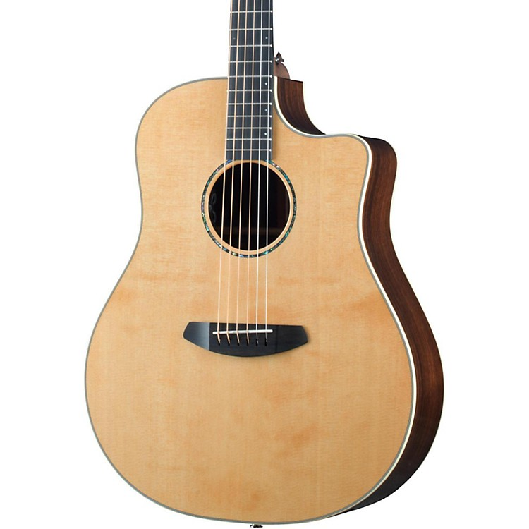 Breedlove Premier Dreadnought Rosewood Acoustic-Electric Guitar Natural