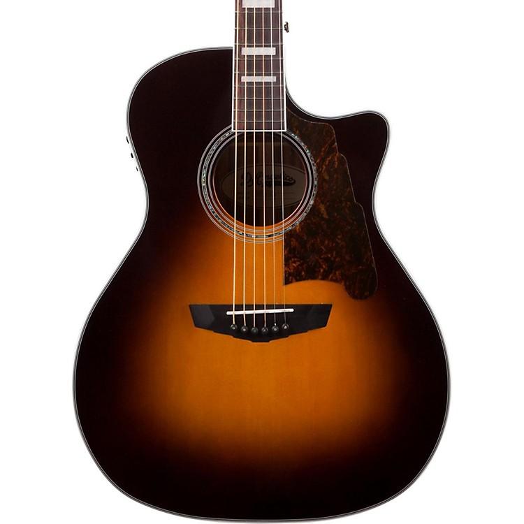 D'AngelicoPremier Gramercy Acoustic-Electric GuitarSunburst