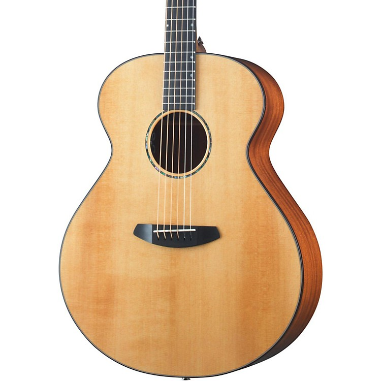 Breedlove Premier Jumbo Mahogany Acoustic-Electric Guitar Natural