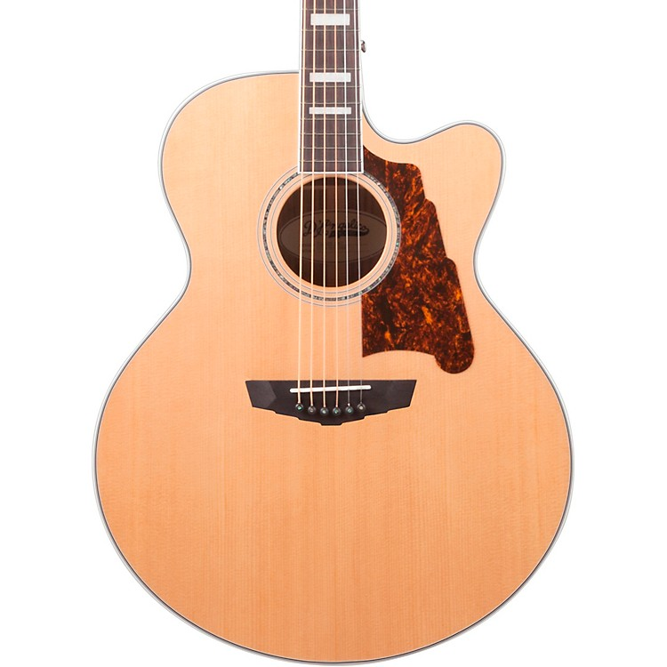 D'AngelicoPremier Madison Jumbo Acoustic-Electric GuitarNatural