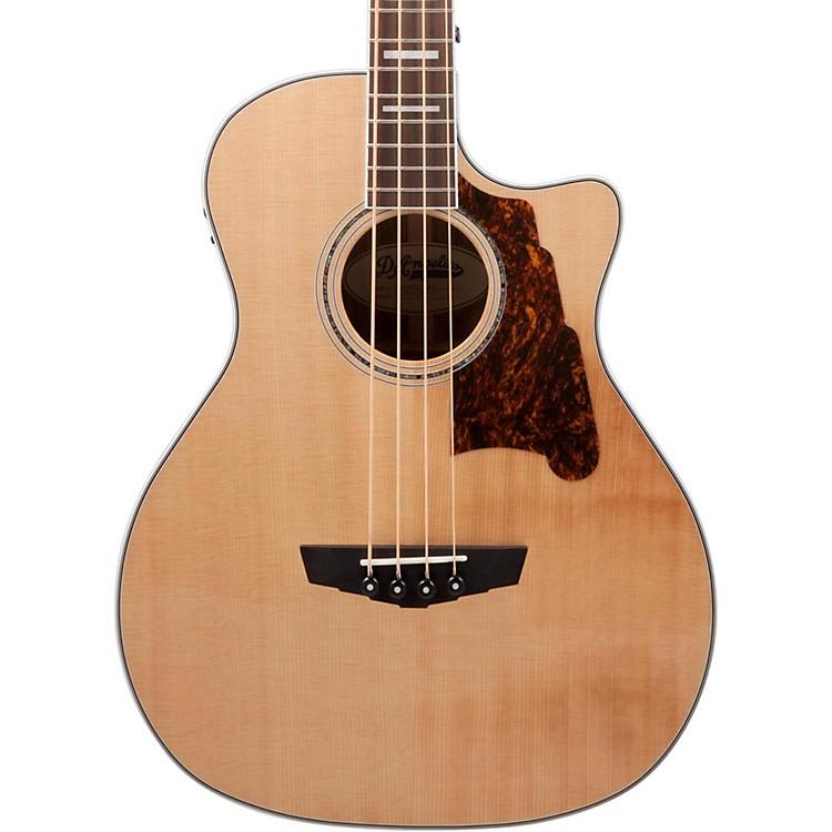 D'AngelicoPremier Mott Acoustic-Electric Bass GuitarSunburst
