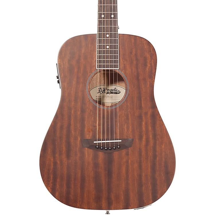 D'AngelicoPremier Niagara Mahogany Mini Dreadnought Acoustic-Electric Guitar