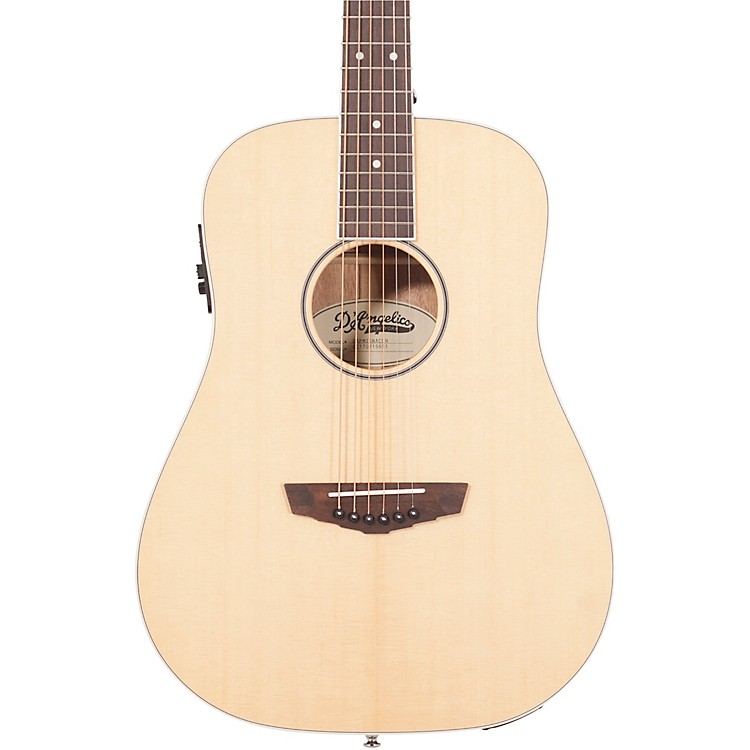 D'AngelicoPremier Niagara Mini Dreadnought Acoustic-Electric GuitarNatural