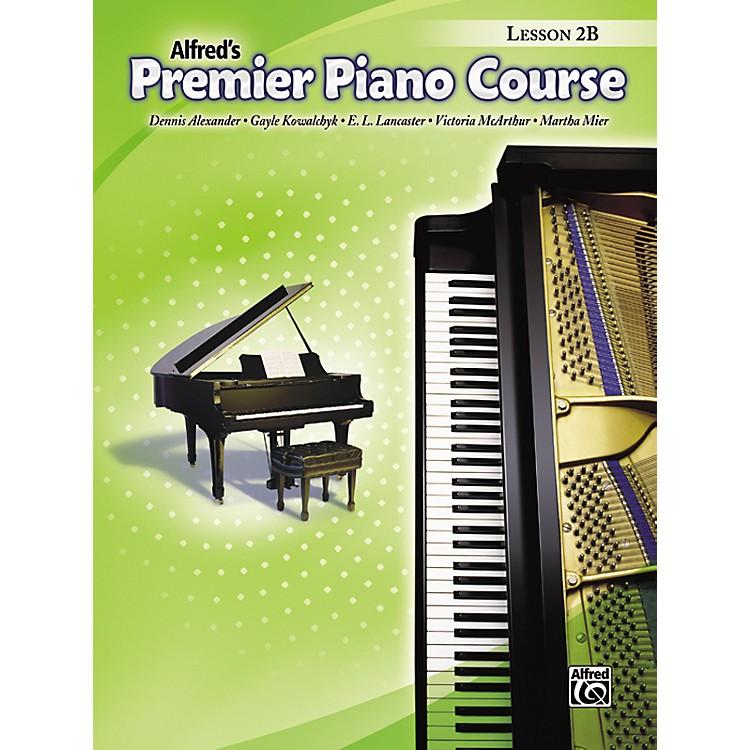 AlfredPremier Piano Course Lesson Book 2B