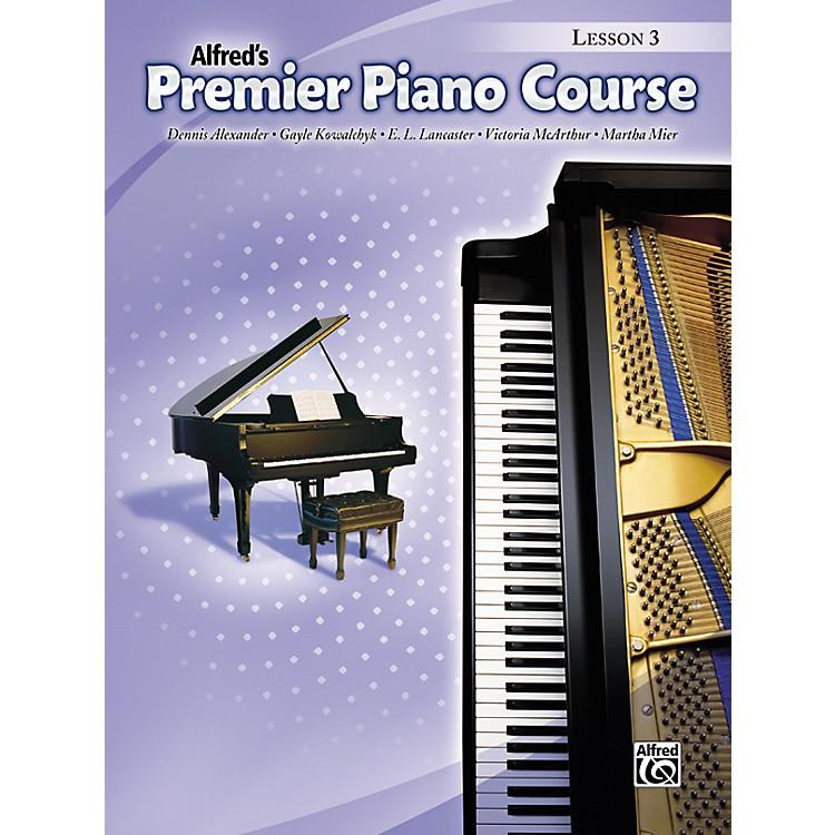 AlfredPremier Piano Course Lesson Book 3