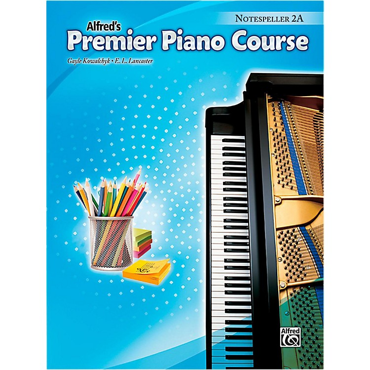 Alfred Premier Piano Course Notespeller Level 2A Book