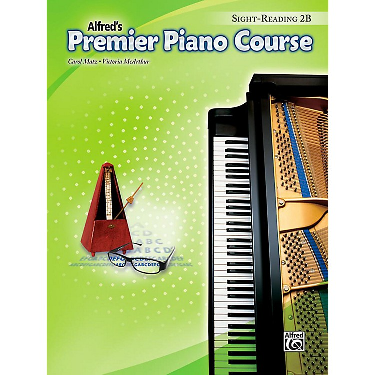 Alfred Premier Piano Course, Sight Reading 2B - Level 2B