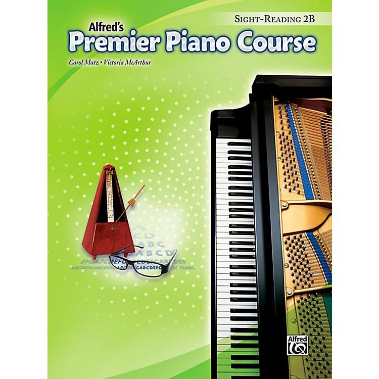 AlfredPremier Piano Course, Sight Reading 2B - Level 2B