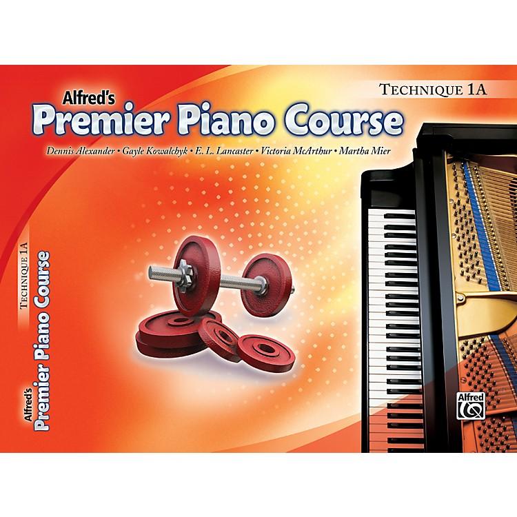 AlfredPremier Piano Course Technique Book 1A