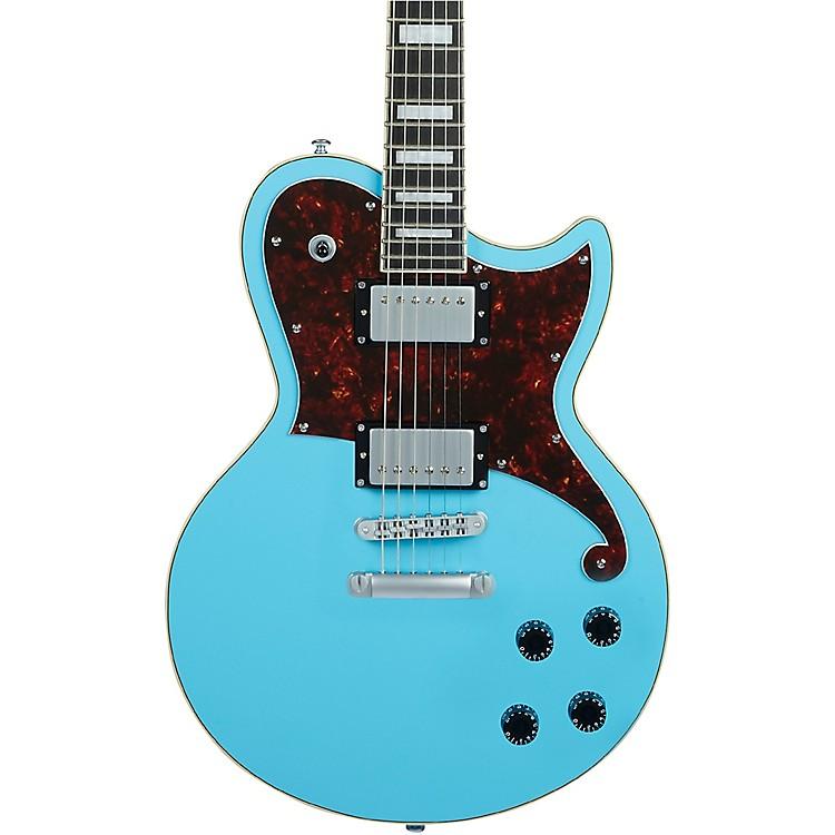 D'AngelicoPremier Series Brandon Niederauer Atlantic Electric GuitarSonic Blue