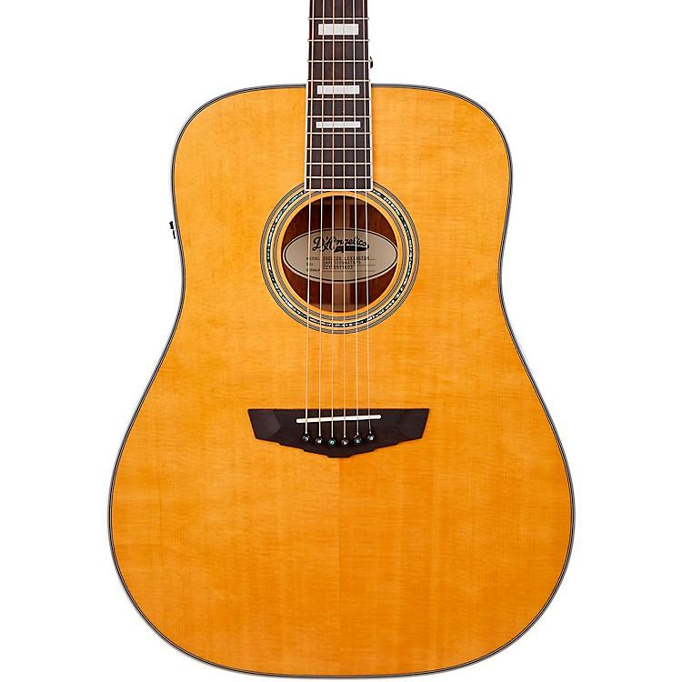 D'AngelicoPremier Series Lexington Dreadnought Acoustic-Electric GuitarVintage Natural