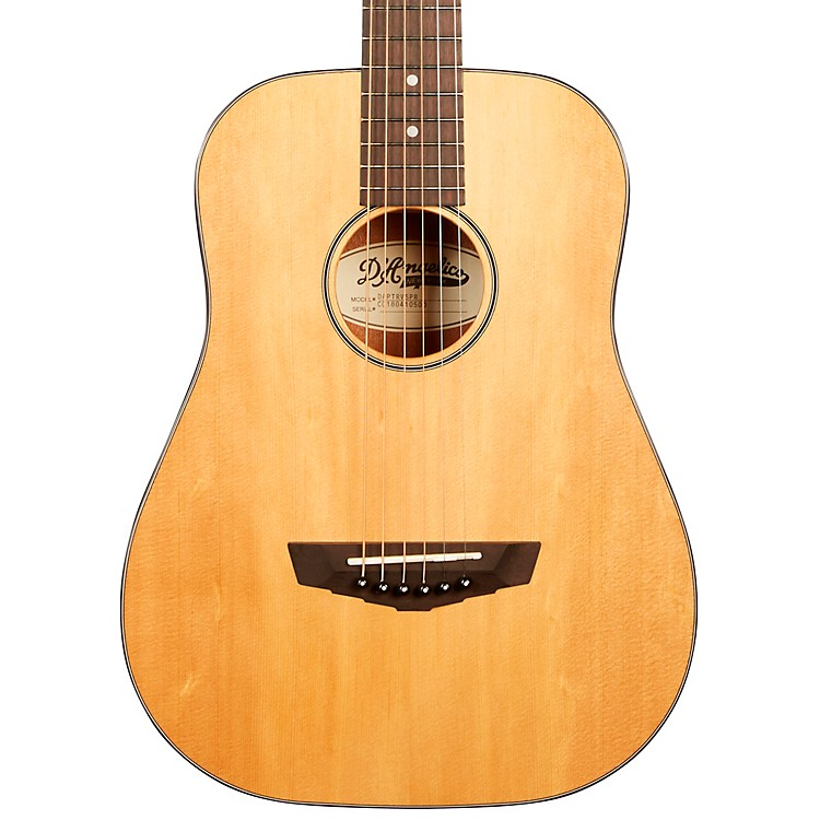 D'AngelicoPremier Series Utica Mini Acoustic Guitar With Spruce TopNatural