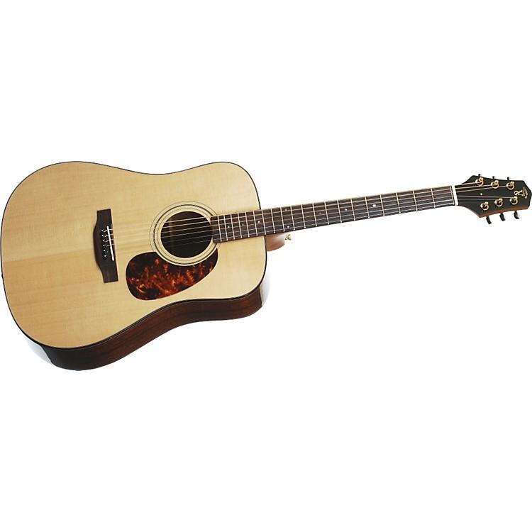Voyage-Air GuitarPremier Series VAD-1 Full-Size Folding Dreadnought Acoustic Guitar
