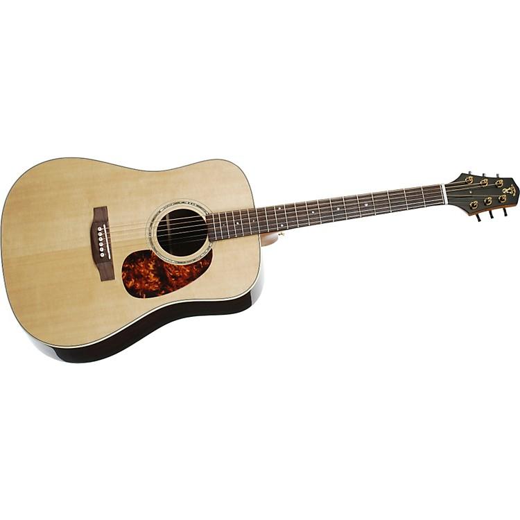 Voyage-Air GuitarPremier Series VAD-2  Full-Size Folding Dreadnought Acoustic Guitar