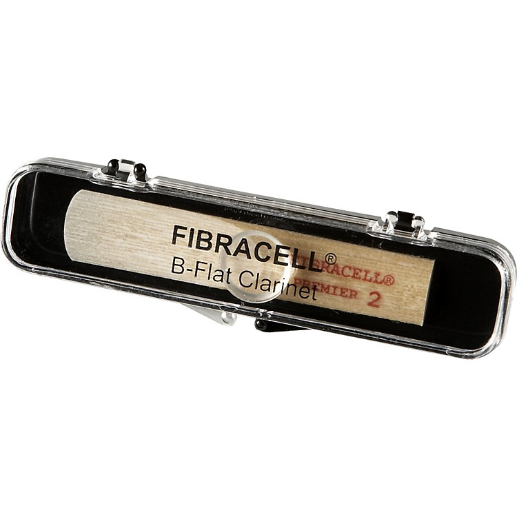 Fibracell Premier Synthetic Bb Clarinet Reed Strength 2