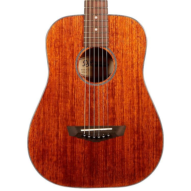 D'AngelicoPremier Utica Mini Acoustic GuitarNatural