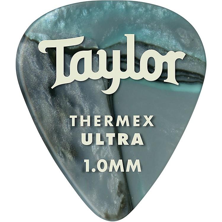 TaylorPremium 351 Thermex Ultra Picks Abalone 6-Pack1.0 mm6 Pack