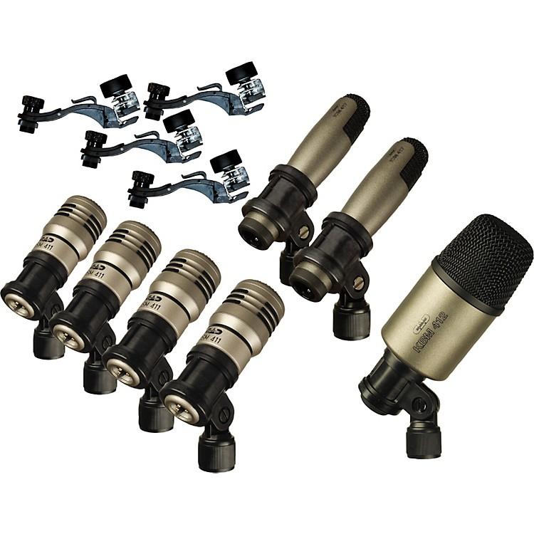 CADPremium 7-Piece Drum Microphone Kit888365856896