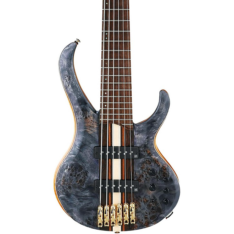 Ibanez Premium BTB1606E 6 String Bass Deep Twilight Flat