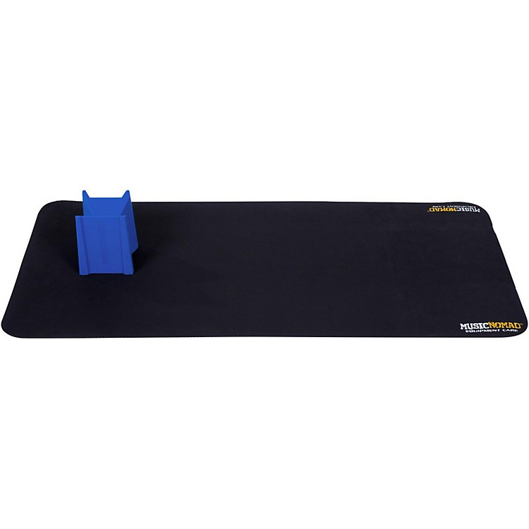 MusicNomad Premium Instrument Work Mat & Neck Support