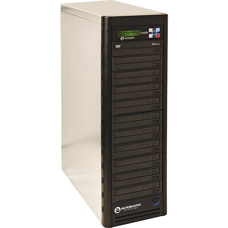 Microboards Premium PRM-1016 DVD Tower Copier