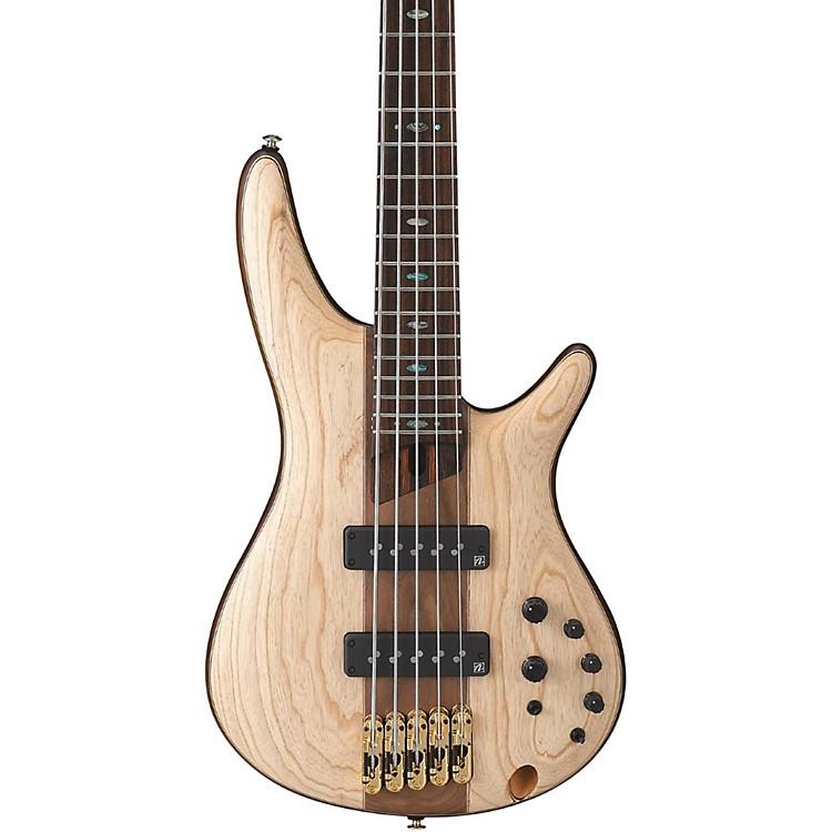 IbanezPremium SR1305E 5 String BassNatural Flat