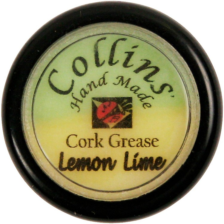 Collins' Cork GreasePremium Scented Cork Grease 5ml JarLemon-Lime