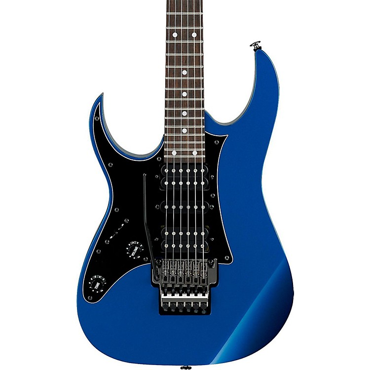 IbanezPrestige RG Series RG655L Left-Handed 6-String Electric GuitarCobalt Blue Metallic