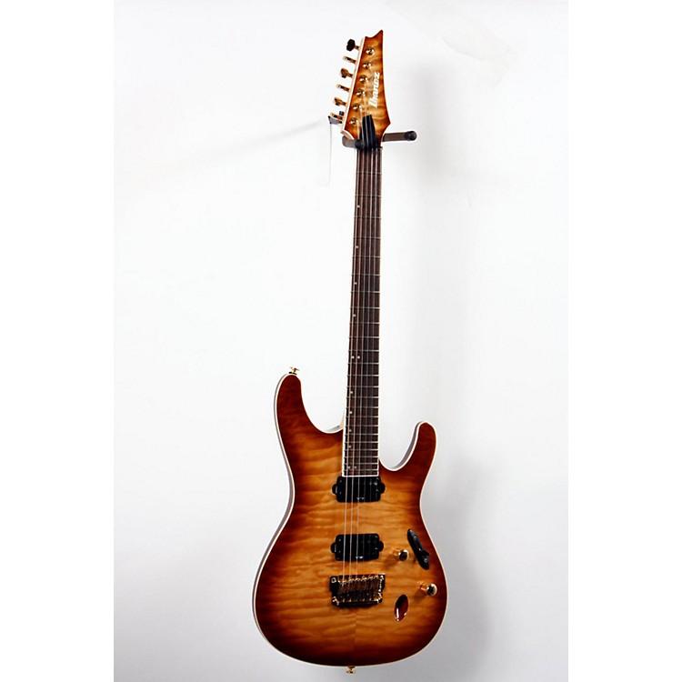 IbanezPrestige S Series 6-String Quilted Maple Top Electric GuitarWild Pilsner Burst888365697055