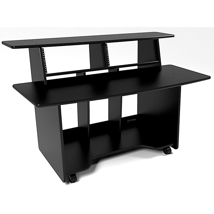 Omnirax Presto Studio Desk Black