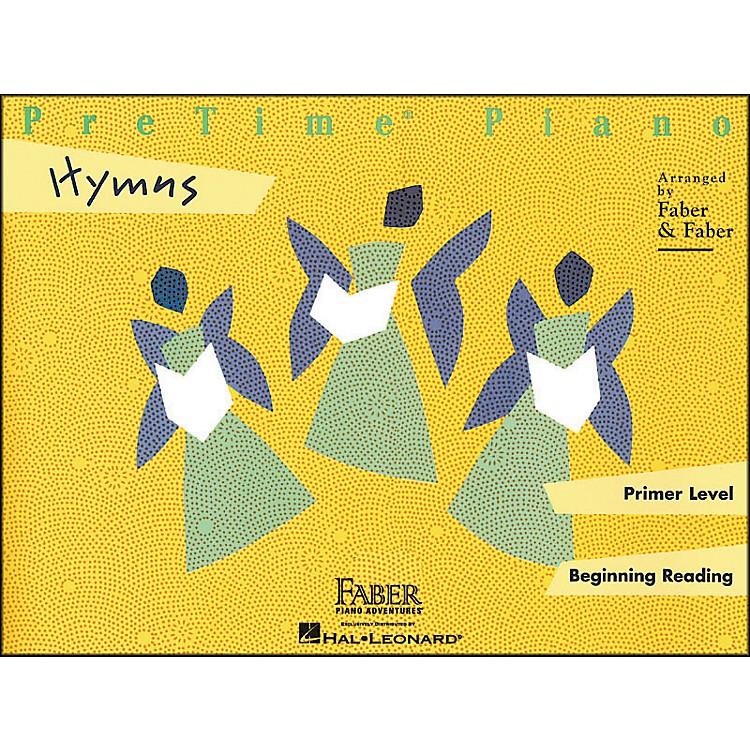 Faber Piano AdventuresPretime Piano Hymns Primer Level Beginning Reading - Faber Piano