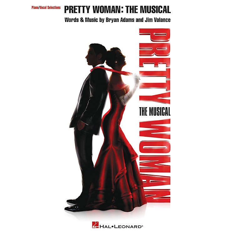 Hal Leonard Pretty Woman: The Musical Piano/Vocal Selections