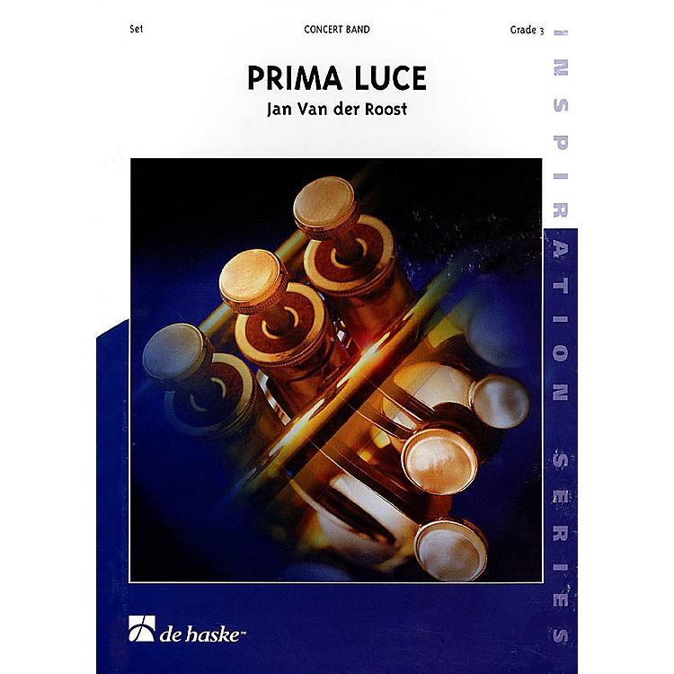 De Haske MusicPrima Luce Concert Band Level 3 Composed by Jan Van der Roost