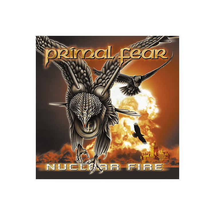 Alliance Primal Fear - Nuclear Fire (Marble Colored Vinyl)