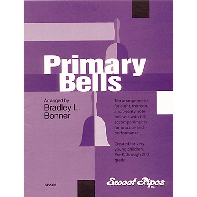 Rhythm BandPrimary Bells - 10 Arrangements for Handbells & Deskbells Book with CD