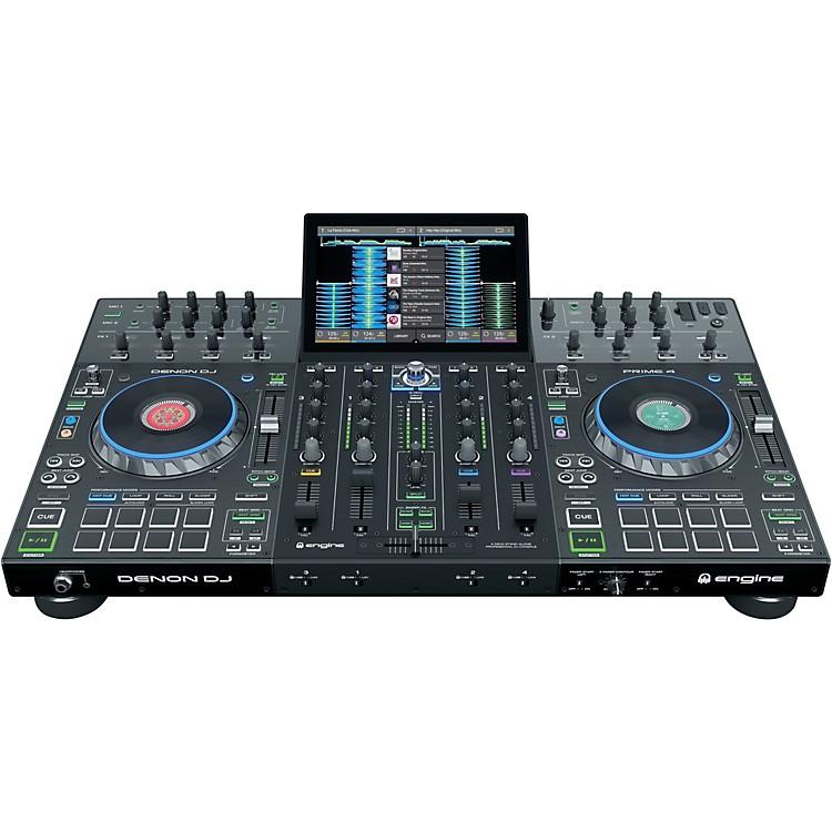 DenonPrime 4 Professional 4-Channel DJ Controller