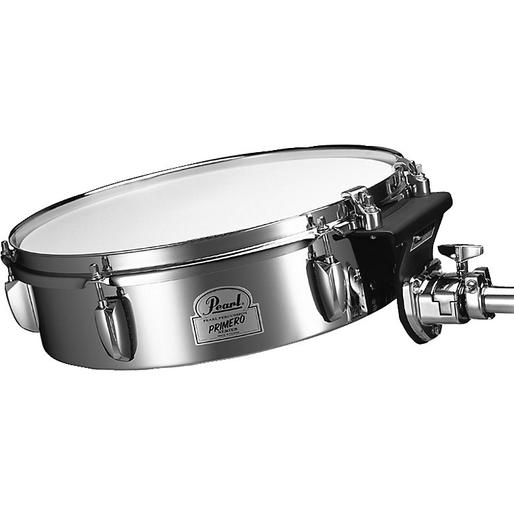 PearlPrimero Steel Timbale with Tom Mount
