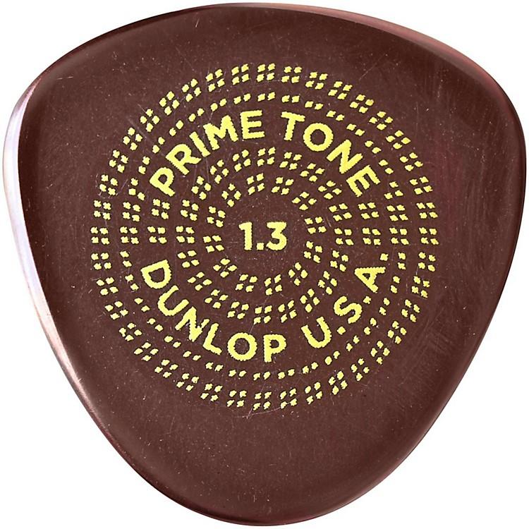 DunlopPrimetone Semi-Round Sculpted Plectra 3-Pack1.3 mm